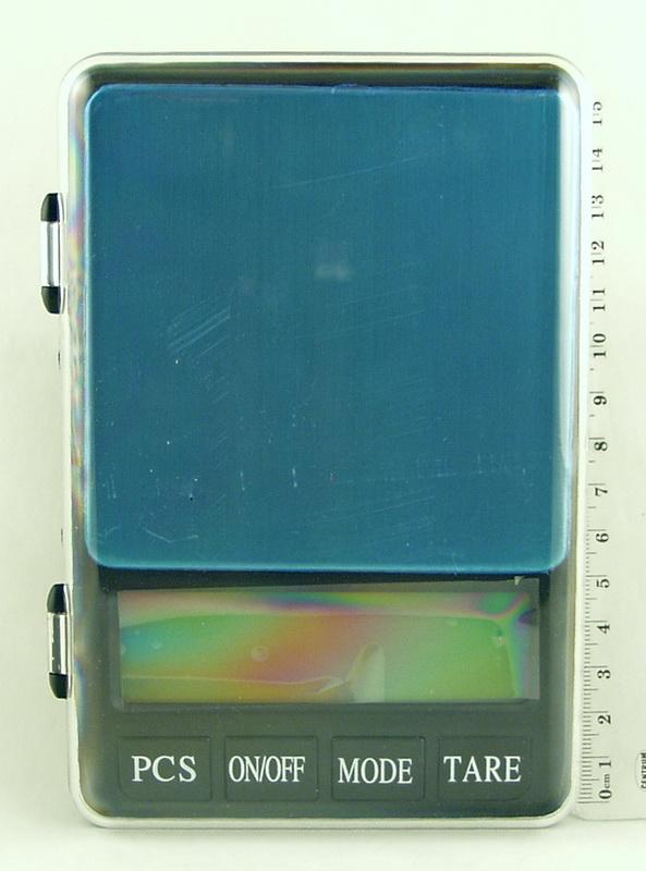 Весы ювелирные 3000г / 0,1г MH-999