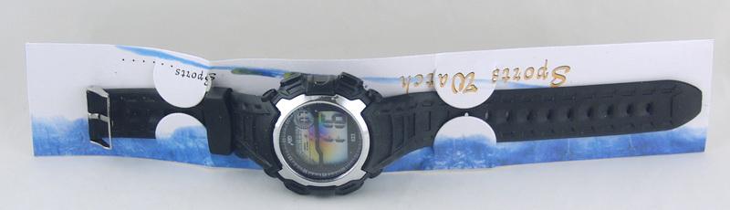 Часы наручные мужские с подсветкой №315