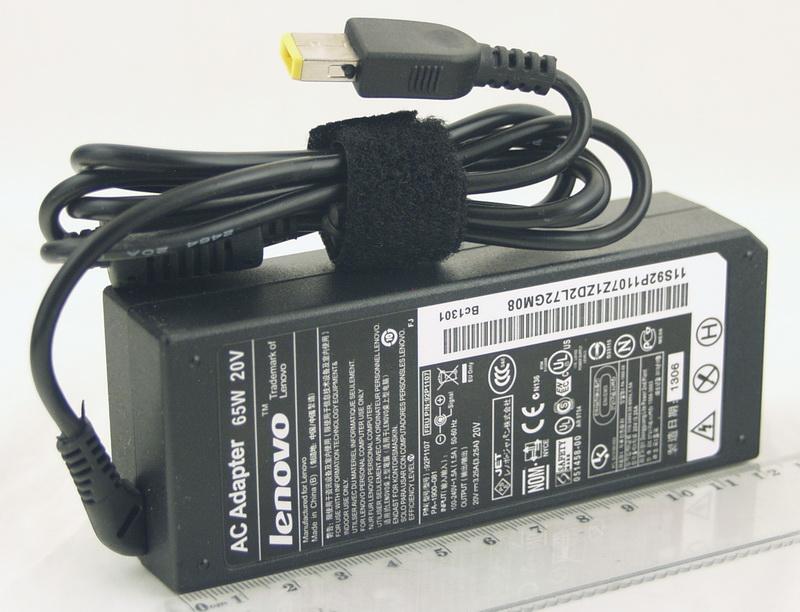 Блок питания для ноутбука (20V 3,25A USB) Lenovo