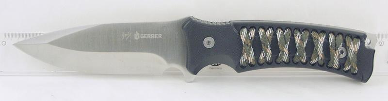 Нож 1 (A-1/DG-116) в чехле (охотничий)