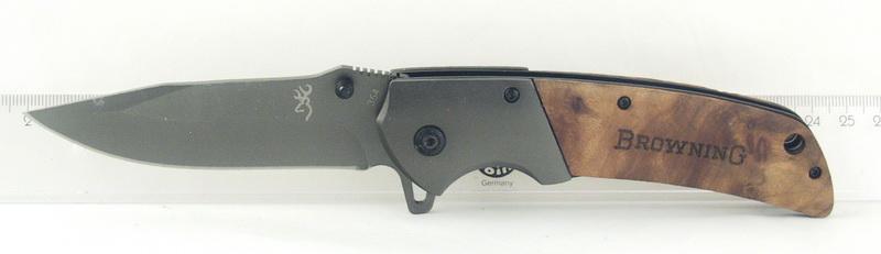 Нож 354 (AC-354) расклад. BROWNING