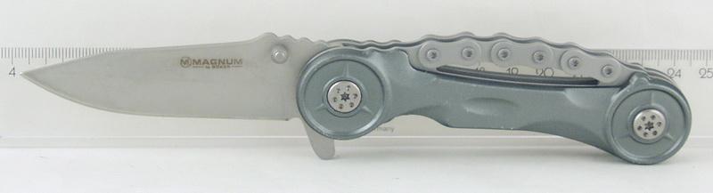 Нож 1 (CL-1) в чехле расклад. MAGNUM