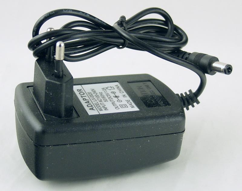 Блок питания (5V 2A) №5-2000 толст. штекер (5,5*2,5)