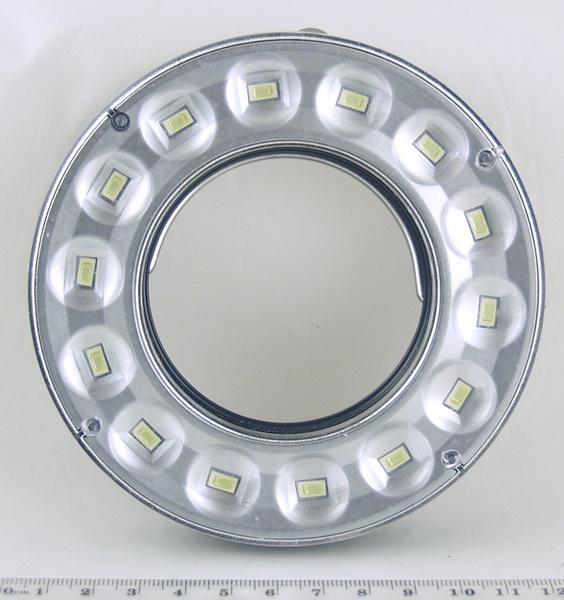 Фонарь светодиодный (14 больш. ламп, 4AAА кругл.) YD-982-14