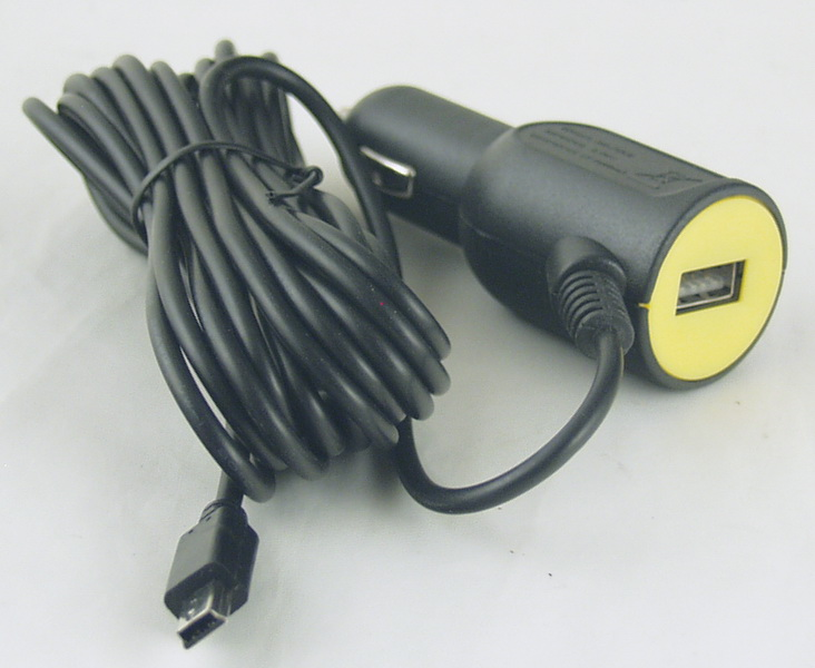 Блок питания (5V 2A) авто шнур 3м