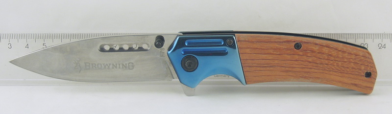 Нож 78 (F78) раскл. дер. ручка