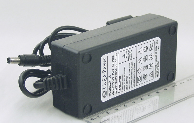 Блок питания (24V 5A) LP-18