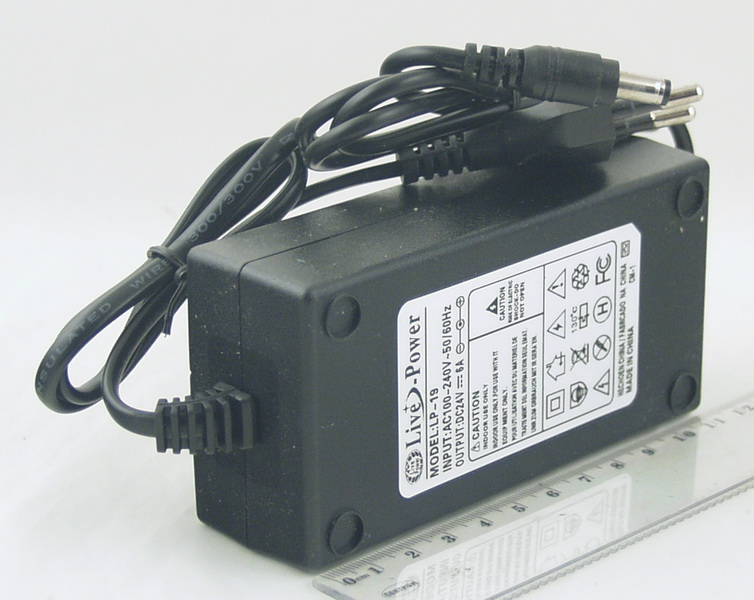 Блок питания (24V 6A) LP-19