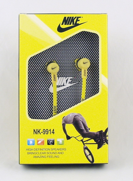 Наушники  с микроф. NIKE NK-9914 вакуум. в кор.