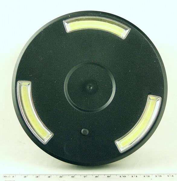 Фонарь светодиодный (3 больш., 3AА)светил. M-402