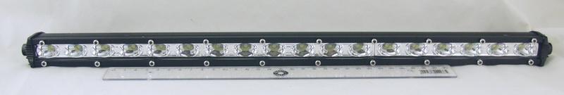 Фары светодиодные 18 ламп 54W DC-18 54B-S