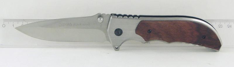 Нож 20 (FA-20) с дерев. руч. расклад.