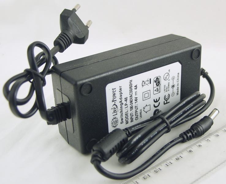 Блок питания (14V 4A) LP-46