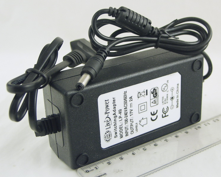 Блок питания (17V 2A) LP-49