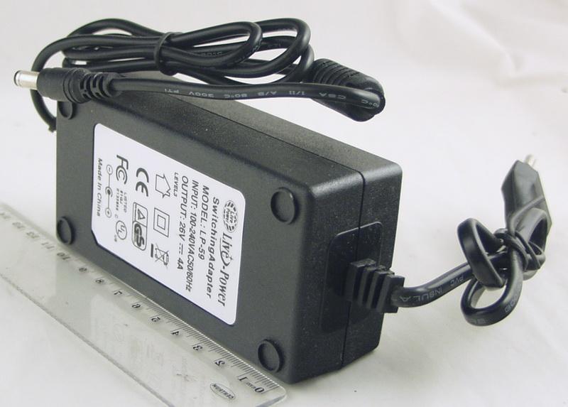 Блок питания (26V 4A) LP-59