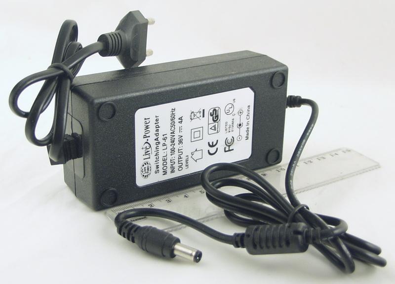 Блок питания (36V 4A) LP-61