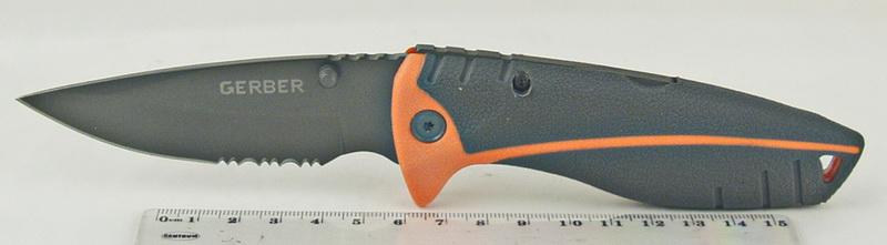 Нож 133B в чехле расклад. GERBER