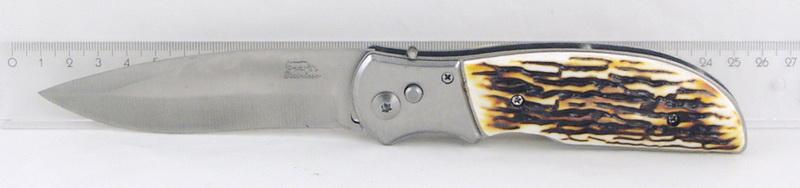 Нож 571 (A571-1) больш. кост. руч. выкидн. в чехле