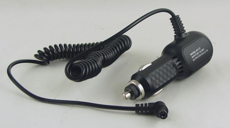 Блок питания (5V 2A) для GPS авто витой щнур