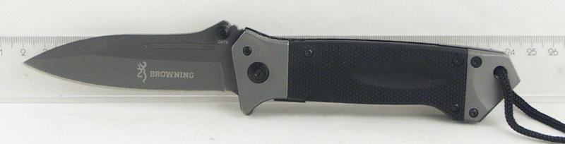 Нож 73 (DA-73) выкидн. BROWNING