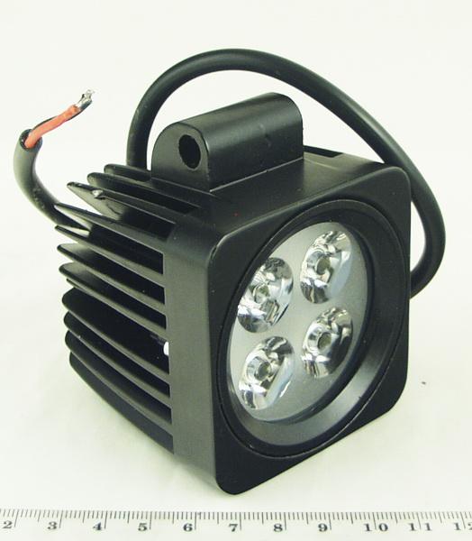Фары светодиодные 4 ламп 12W-4D (дальний)