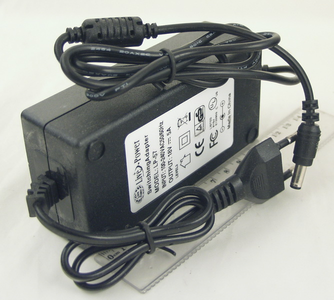 Блок питания (18V 5A=5A) LP-57