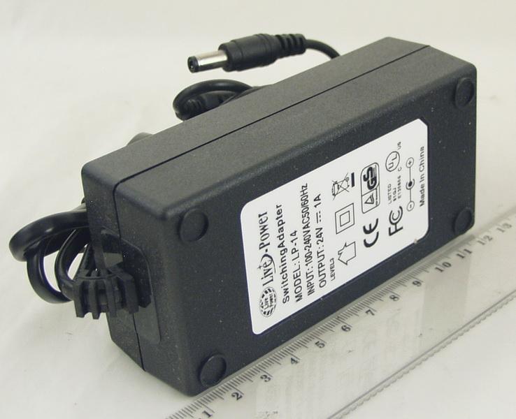 Блок питания (24V 1A) LP-14