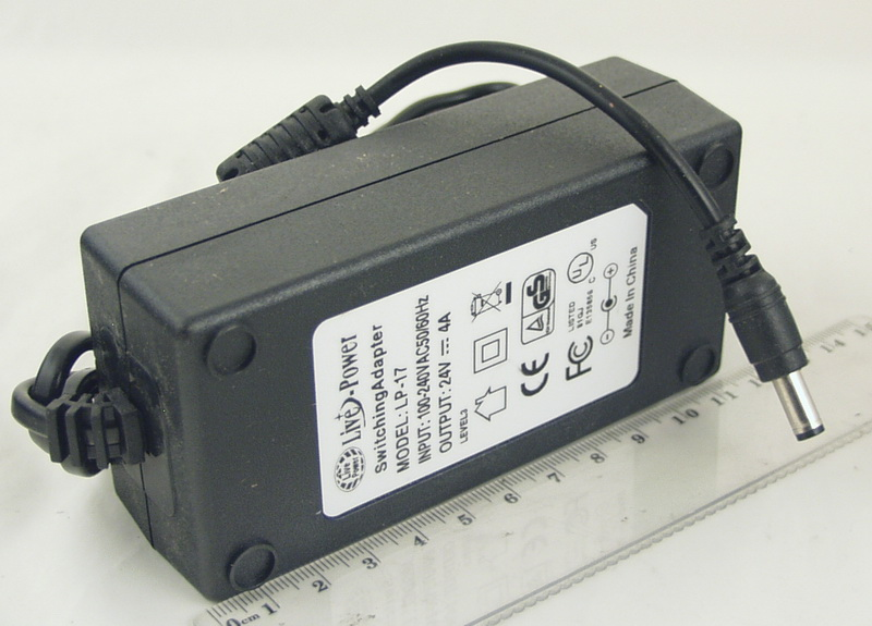 Блок питания (24V 4A=4A) LP-17