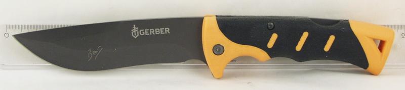 Нож 136 (BG-136) в чехле охотничий GERBER