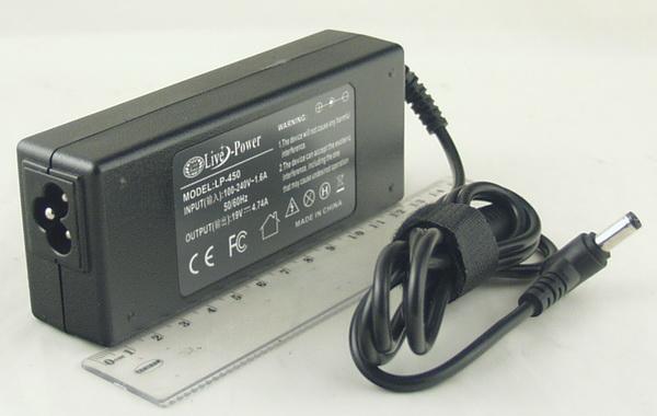 Блок питания для ноутбука (19V 4,74A) LP-450