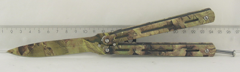 Нож 538B расклад.