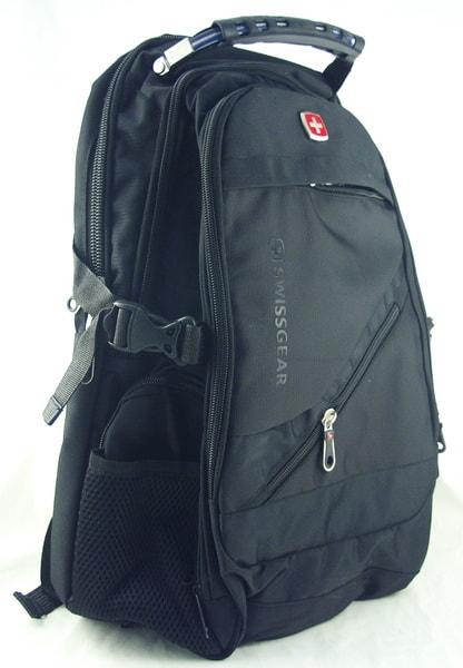 Рюкзак с разъемом (3отдел., 4бок.+ 2внеш. карм. 48*32см) №8810 SWISS
