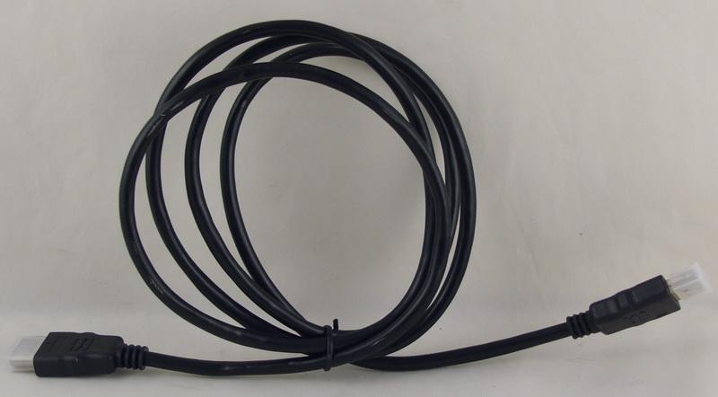 Шнур HDMI-HDMI 1,5м №95 резинов.