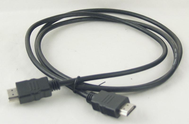 Шнур HDMI-HDMI 1,5м №85 резинов.