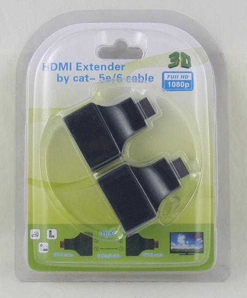 Удлинитель HDMI через UTP HDMI-2UTP