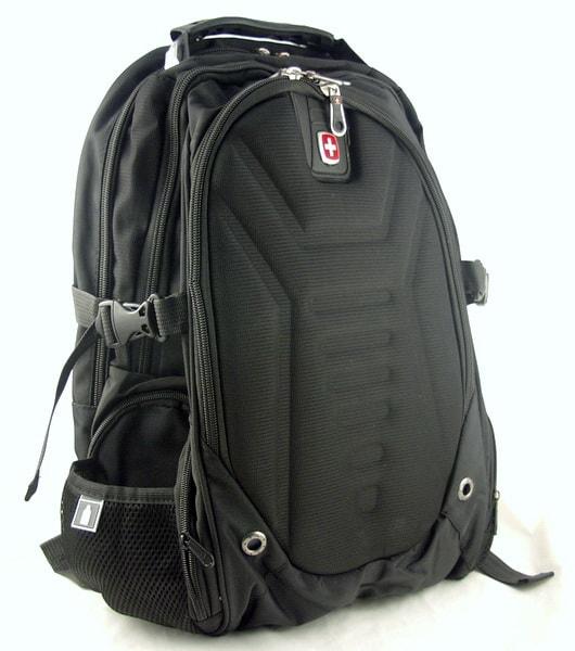 Рюкзак с разъемом (2отдел. + 1внеш. карм. 48*32см) №7611 SWISS