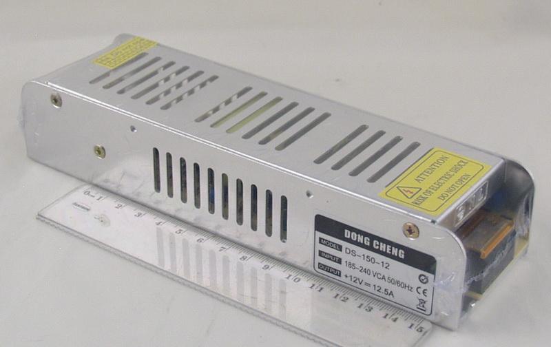 Блок питания для в/кам. (12,5A 12V) 7 выход. CDA-150W-F2
