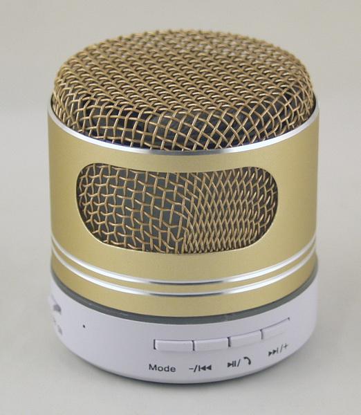 Колонки MP3 с FM-прием., USB, SD BO-Q9 Bluetooth