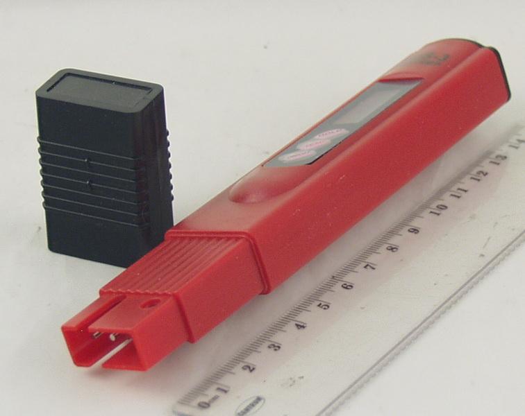 Прибор для измерения жесткости воды TDS-метр (солемер) TDS-3