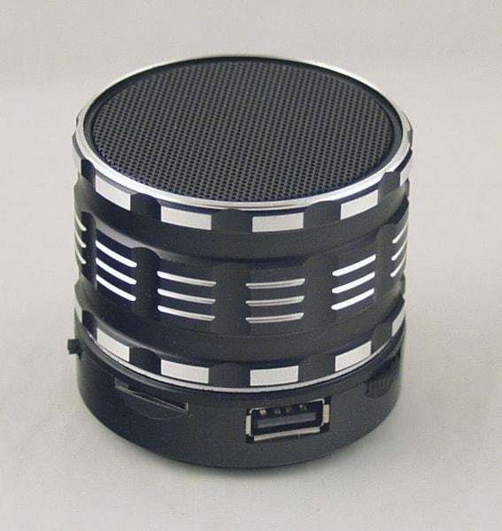 Колонки MP3 с FM-прием., USB, SD S-14 Bluetooth
