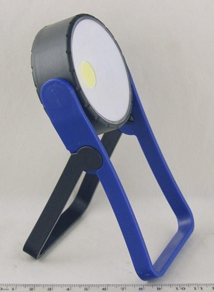 Фонарь светодиодный (1 больш. лампа, 3AAА) №1159