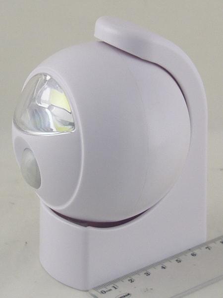 Датчик движения (1 больш. лампа) BL-608MC