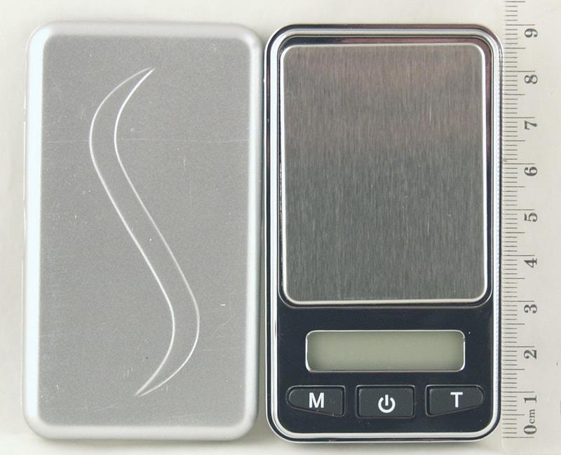 Весы ювелирные 200г / 0,01г №1735