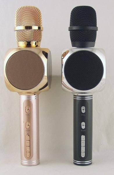 Микрофон для караоке bluetooth YS-63