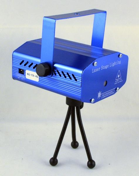 Лазерная установка (зелен.+ крас.) NG-4G