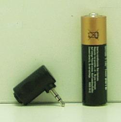Переходник для науш.с 2,5 на 3,5mm (гнездо)без шн.