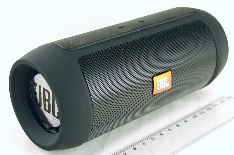 Колонки MP3 с FM-прием., USB, SD JBL-E2 Bluetooth, влагозащищен.