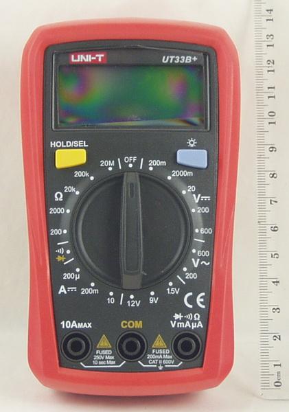 Мультиметр UNI-T UT-33B (в калоше)